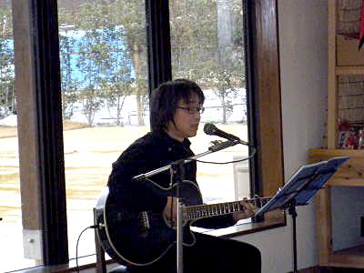 2009年12月20日「ギター&フラメンコ」ライブが開催されました。