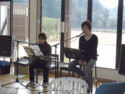2010年1月10日「尺八と箏&アコースティックギター」ライブイベントが開催されました。