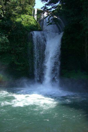 大分県玖珠郡玖珠町の観光情報/慈恩の滝