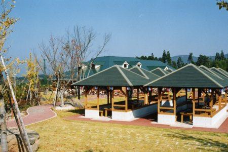 大分県玖珠郡玖珠町の観光情報/カウベルランドくす