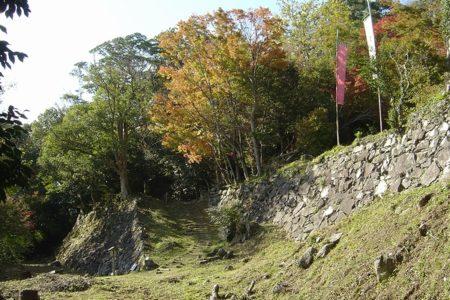 大分県玖珠郡玖珠町の観光情報/角牟礼城跡