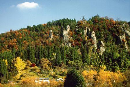 大分県玖珠郡玖珠町の観光情報/立羽田の景