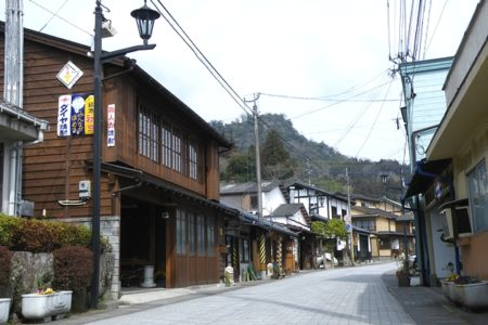 大分県玖珠郡玖珠町の観光情報/森藩城下町