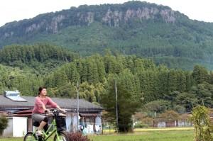 ナビチャリで玖珠の町を探索!